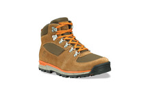 Timberland Men's Gt Scramble Mid Leather and Fabric brown/orange